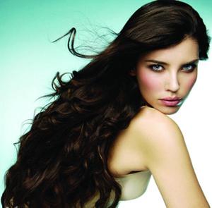 Укладки с распущенными волосами