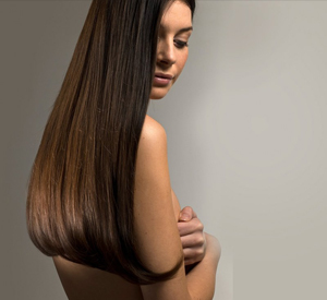 Химия наоборот: выпрямление волос