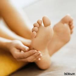 Основные правила борьбы с потливостью ног