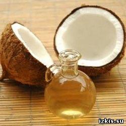 Кокосовое масло для красоты волос и кожи